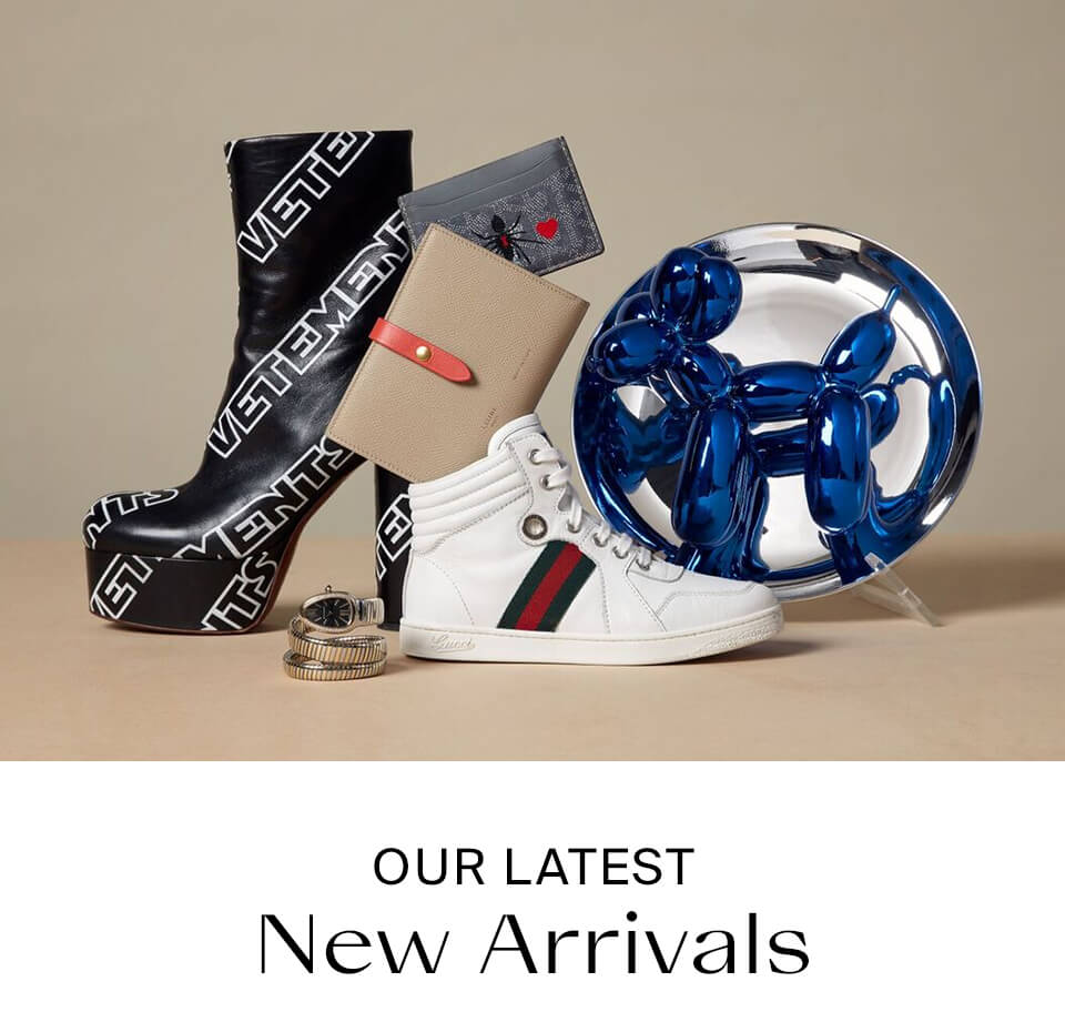 Our Latest New Arrivals
