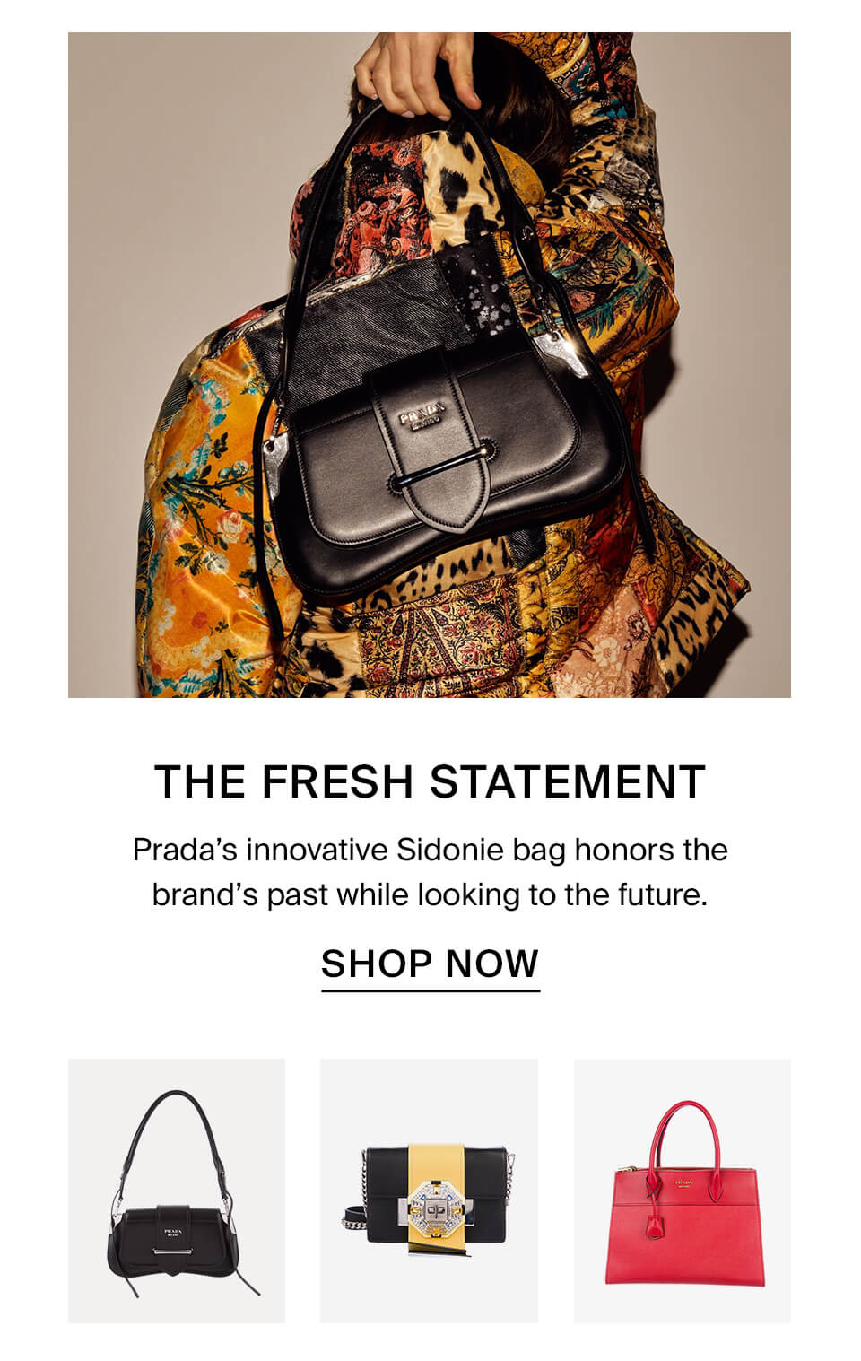 The Fresh Statement Shop Now