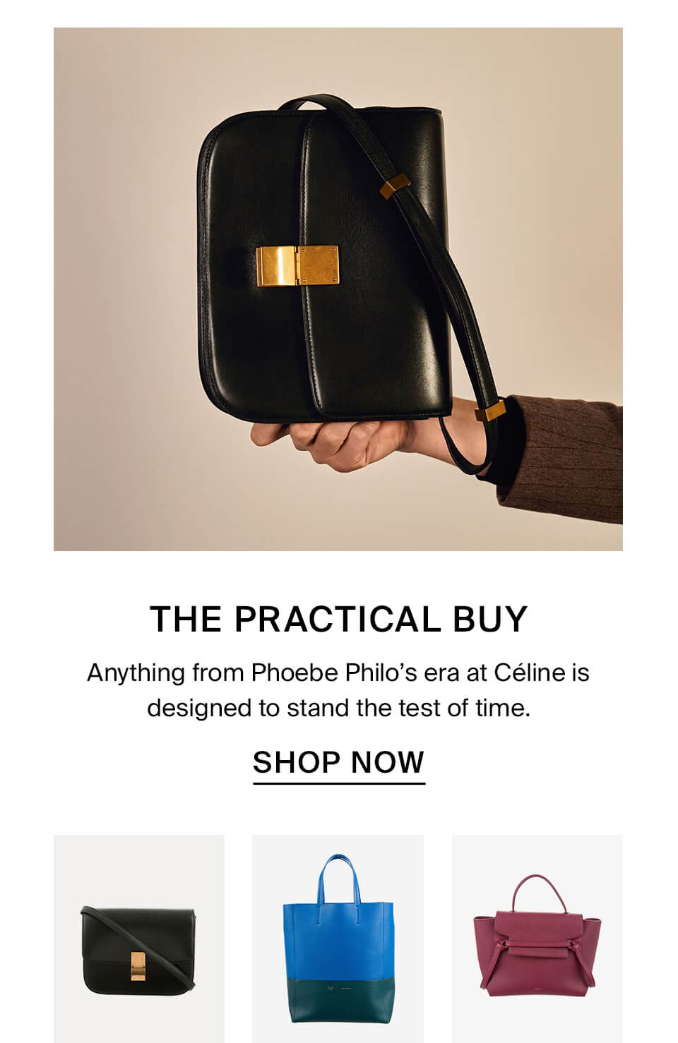 The Practical Buy